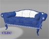 CLBC Blue L Sofa