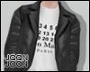 Leather jacket(short)