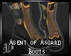 Agent of Asgard Boots