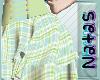 easter plaid skirt