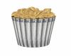 bucket of peanuts