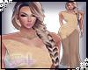 BKl Dress Golden