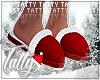 ` xmas slippers M [drv