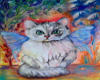 art Faerie Kitty