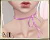 ML Pink choker