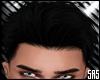 SAS-Patrick Hair Black