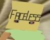 {LA} Paper Bag ~Faceless