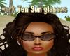 Dark Tan SunGlasses