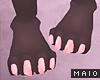 🅜 PINKU: feet claws m