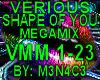Shape Of You Megamix