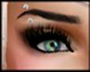 eyes , green