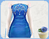 'Tali' Azure Magic Gown