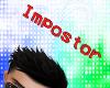 Impostor ·3D Headsign M