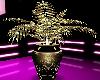 !Golden Rose Vase*07*