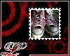 [xLx] Pink Sneaker Stamp
