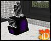 iD: DMac Knife Block