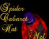 M-Spider Cabaret hat