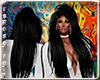 (RT)BLACK HANNAH HAIR