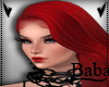 +Ambre hair+ Red+