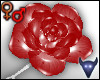 Red Glass Rose (m/f)