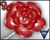 Red Glass Rose (m/f)