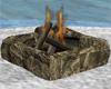 Stone Firepit Resizable