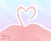 N' Pink Heart Ahoge