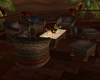 Bedouin Moon Patio Set
