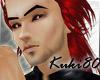K red hair wolverine
