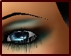 Eyelashes below black