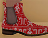 Christmas Ankle Boot 9 M