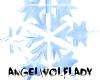 [A]Blue/White Snowflake
