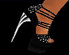 Diamond Black Heels