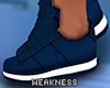 Sport Sneakers Blue