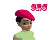 !ORC!Solid Pink Berrett