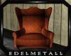 -e- Orange Sofa