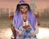 LUICA Purple Taffy
