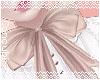 Cream Lolita Bow