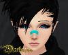 Nose Teal Bandage