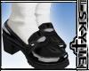 Loafers + Socks White