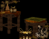 Steampunk Gift Table