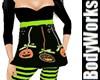 LittleGirls HalloweenSet