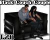 Black Couch Couple