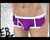 $EB shortsss / purple 'm