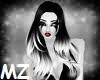 MZ Hair&Lash Black/Wht 3