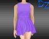 Purple Simplicity Dress