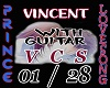 VINCENT CLASSIC SONG +G
