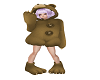 Brown Bear Outfit