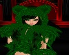 Chest Fur Green