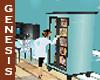 WD Office Bookshelf